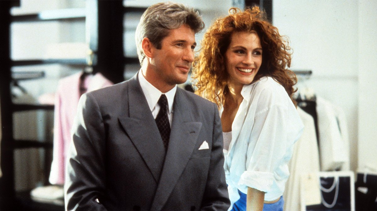 Pretty Woman At 30: How It Saved The Rom-Com