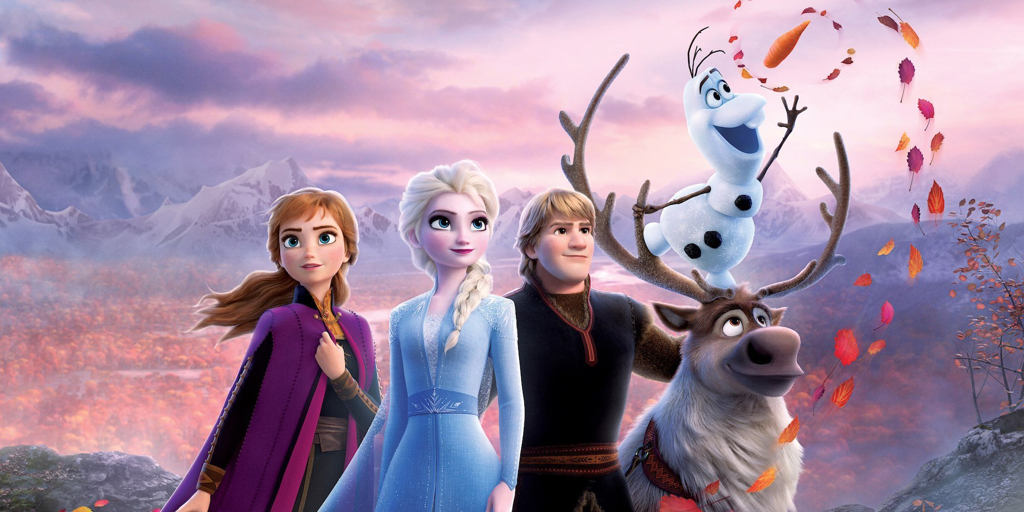 Frozen 2 DVD & 4K Blu-ray Release Date And Details