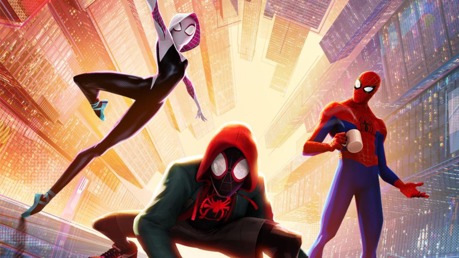 Marvel Into The Spider-Verse