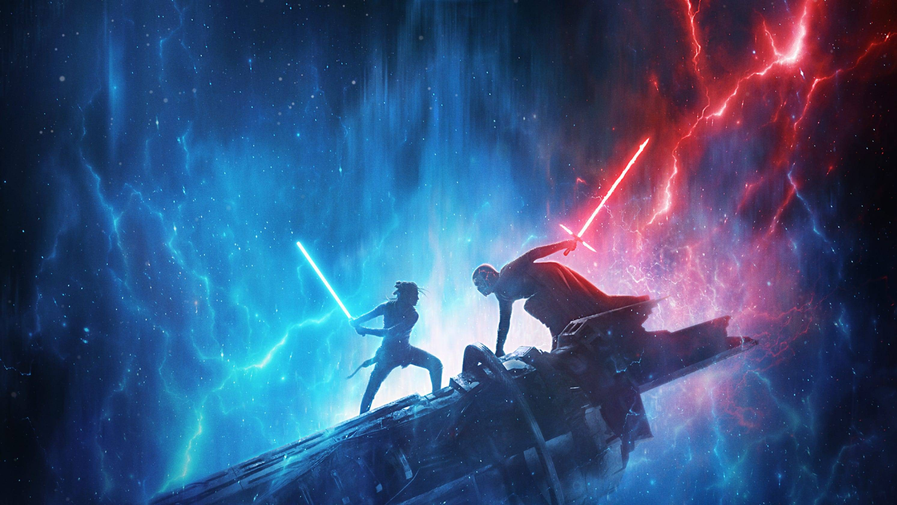 Star Wars: Rise Of Skywalker Blu-Ray Release Date & Pre-Order