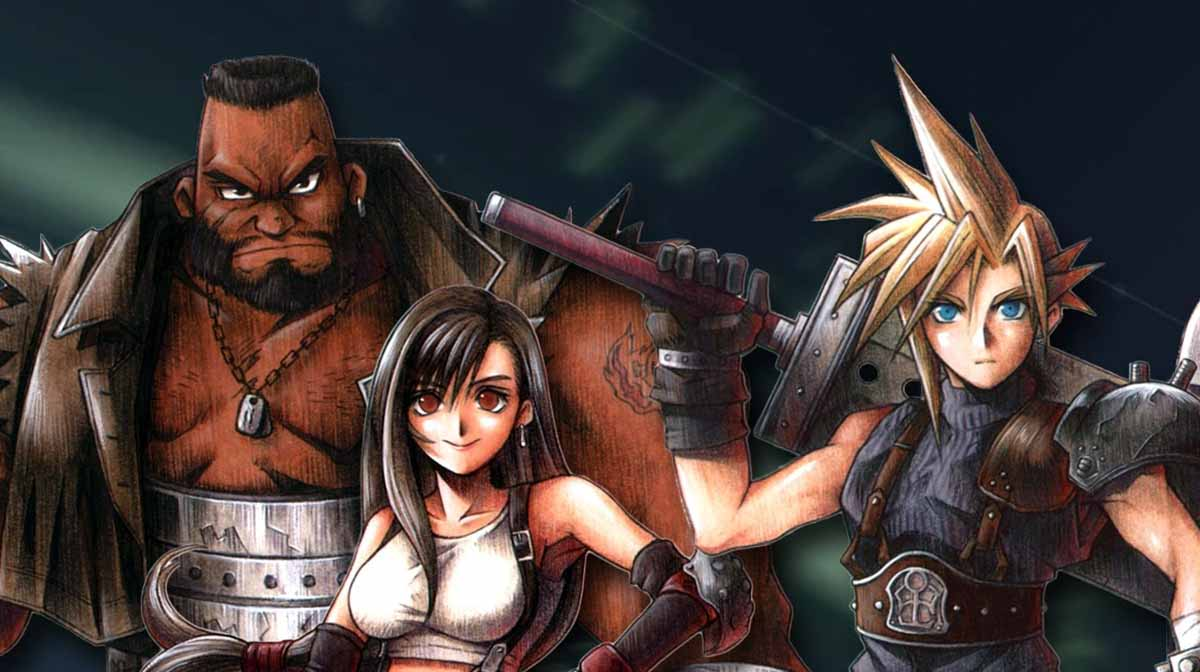 How Final Fantasy VII Defined A Genre Of Gaming
