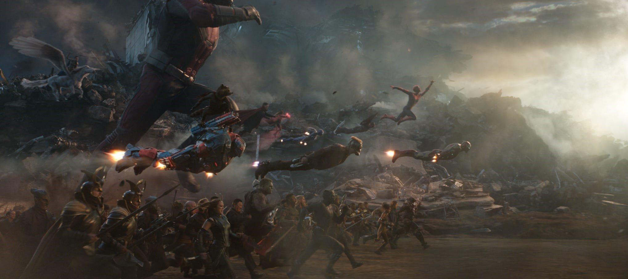Best Avengers: Endgame Merchandise One Year On