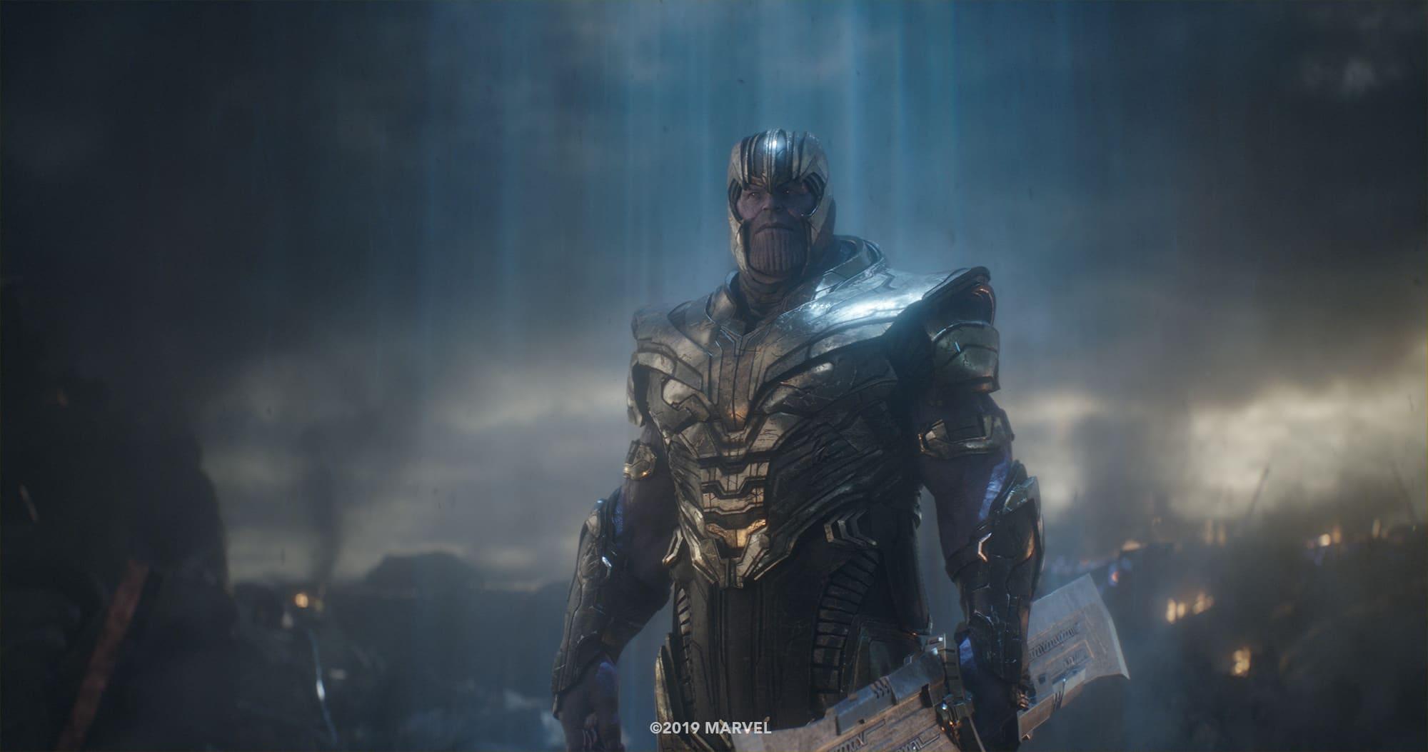 Endgame Thanos