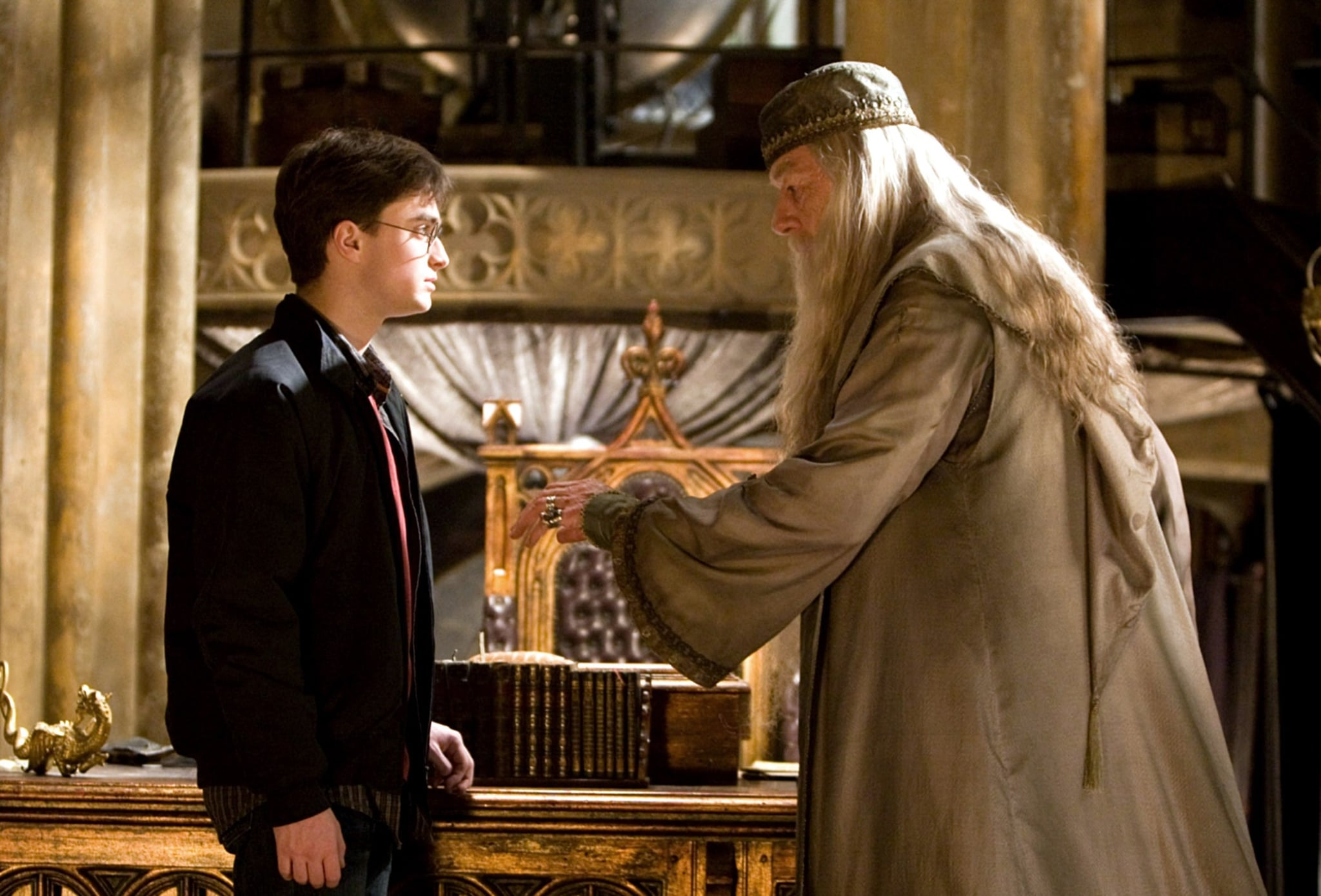 Harry Potter & Dumbledore