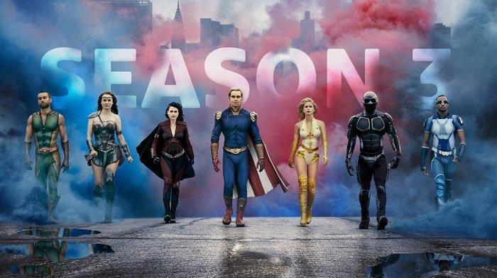 Hit Show The Boys Renewed For Season 3 At Amazon