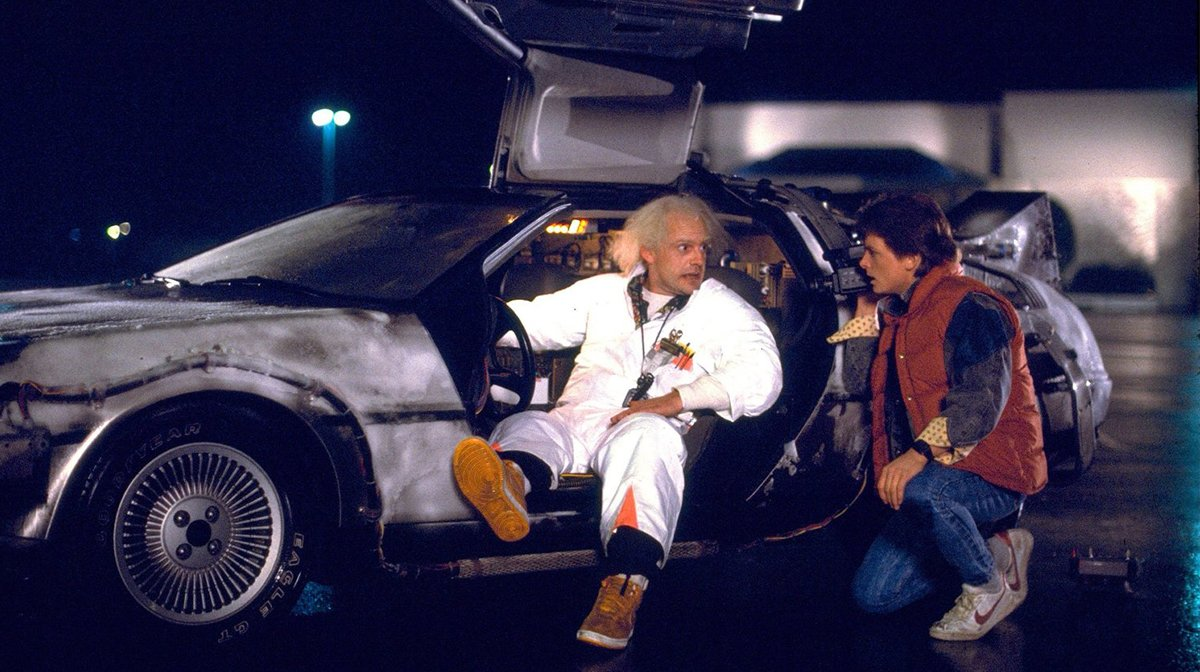 Back To The Future At 35: Never Outta Time
