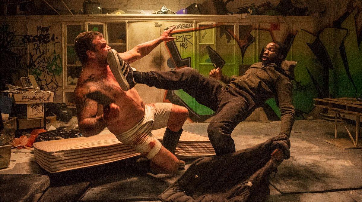 Interview: Stunt Coordinator Jude Poyer Talks Gangs Of London's Blazing Action