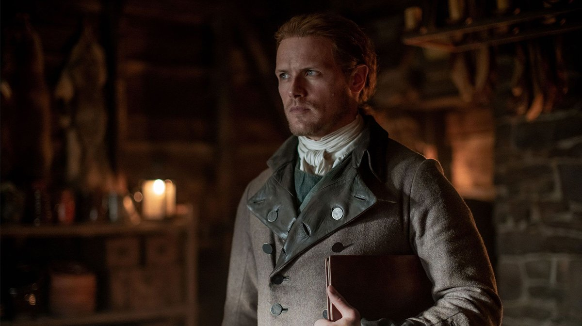Outlander Star Sam Heughan Named Fan Favourite To Be Next 007