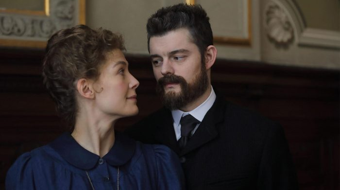 Interview: Actor Sam Riley On Marie Curie Biopic Radioactive
