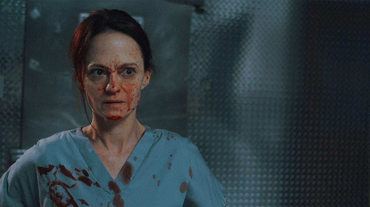 FrightFest 2020 Interview: Director Brea Grant Talks Her Dark Horror Comedy 12 Hour Shift