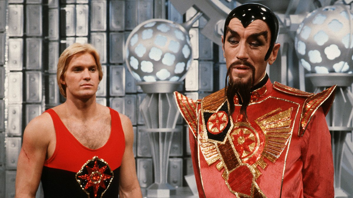 Interview: Sam J. Jones On 40 Years Of Flash Gordon And Why There Hasn't Been A Sequel