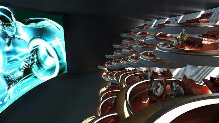 Innovative Star Wars Senate Movie Theatre Could Be The Future Of Cinema