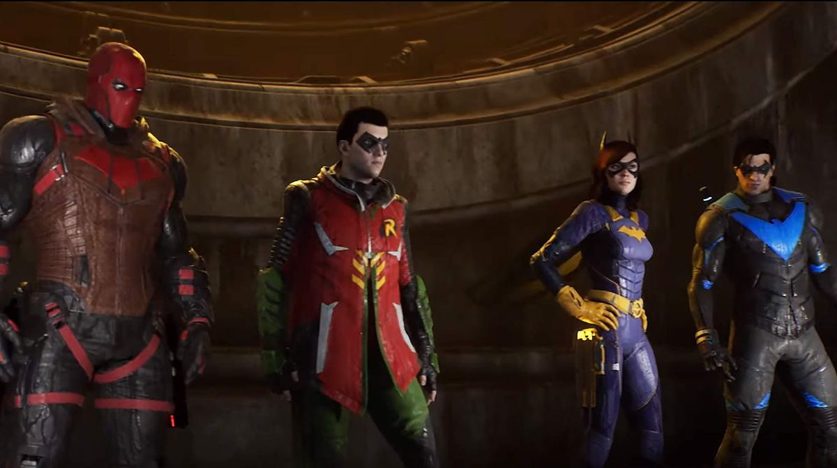 Who Are WB Games' Gotham Knights? Introducing The Bat-Family