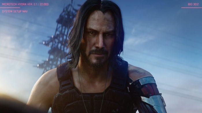 Who Is Keanu Reeves' Johnny Silverhand In Cyberpunk 2077?