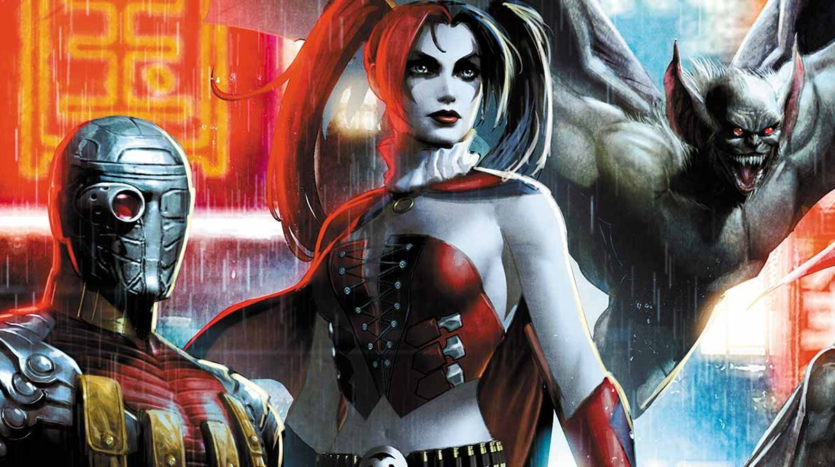 Who Are The Suicide Squad? A History Of DC's Task Force X