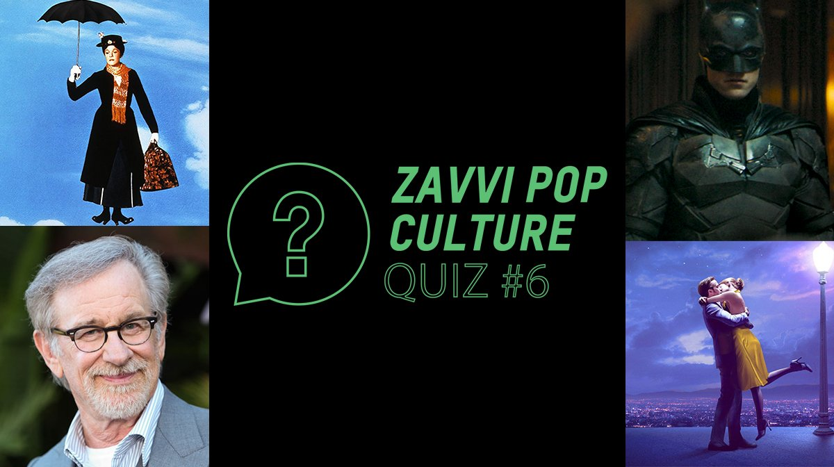 The Zavvi Pop Culture Quiz #6
