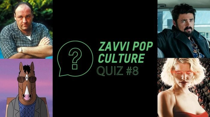 The Zavvi Pop Culture Quiz #8