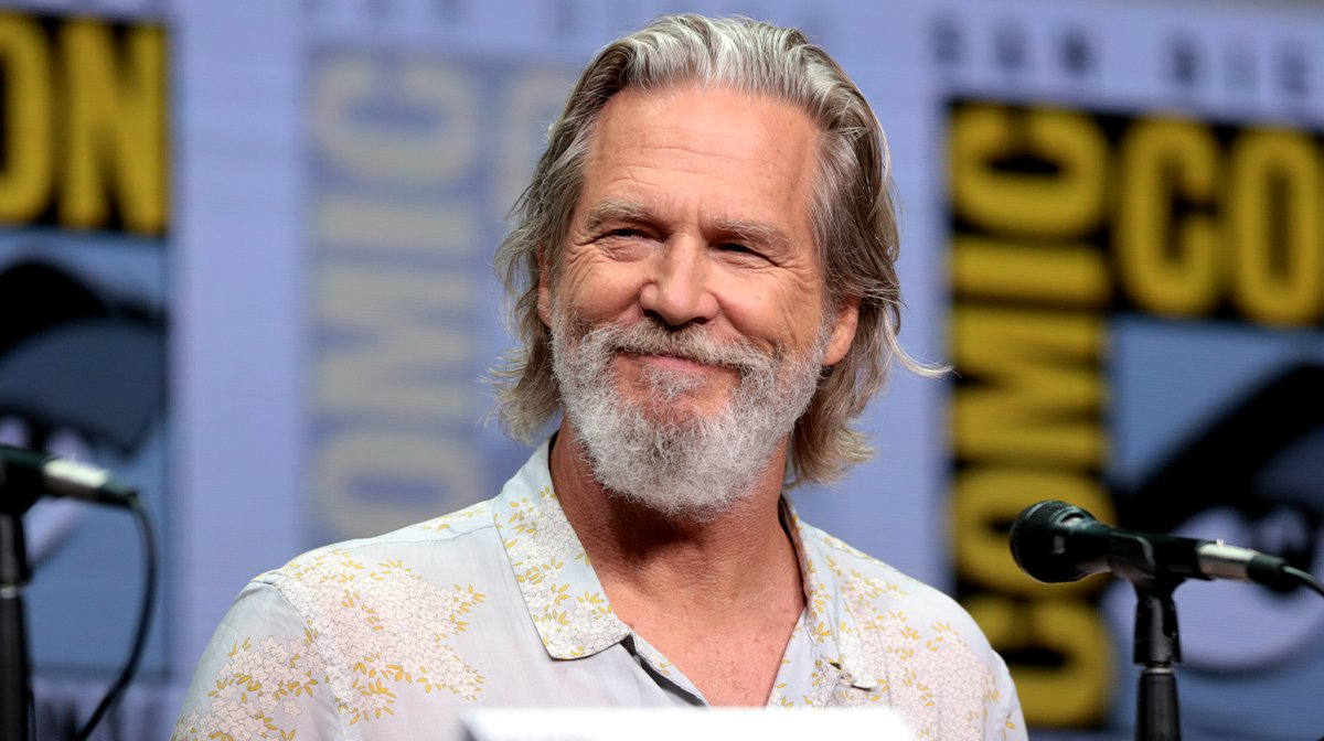 Actor Jeff Bridges Reveals He Has Been Diagnosed With Lymphoma