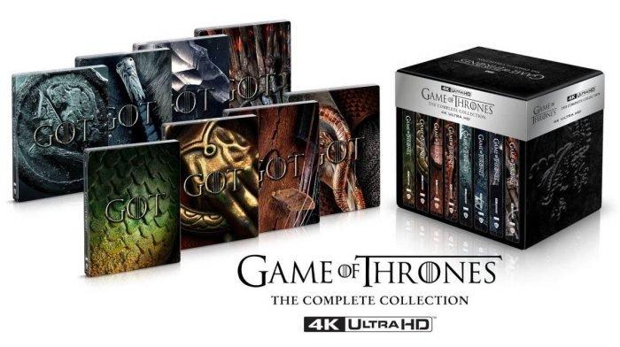 Every Upcoming 4K Ultra HD Blu-ray Release Date (UK)