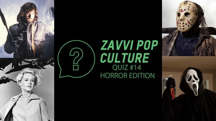 The Zavvi Pop Culture Quiz #14 - Horror Edition