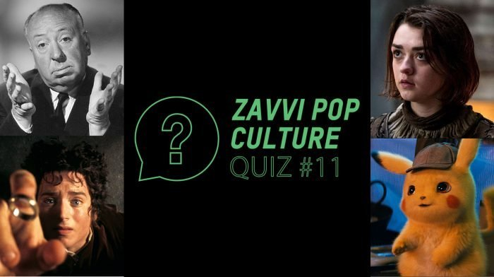 The Zavvi Pop Culture Quiz #11