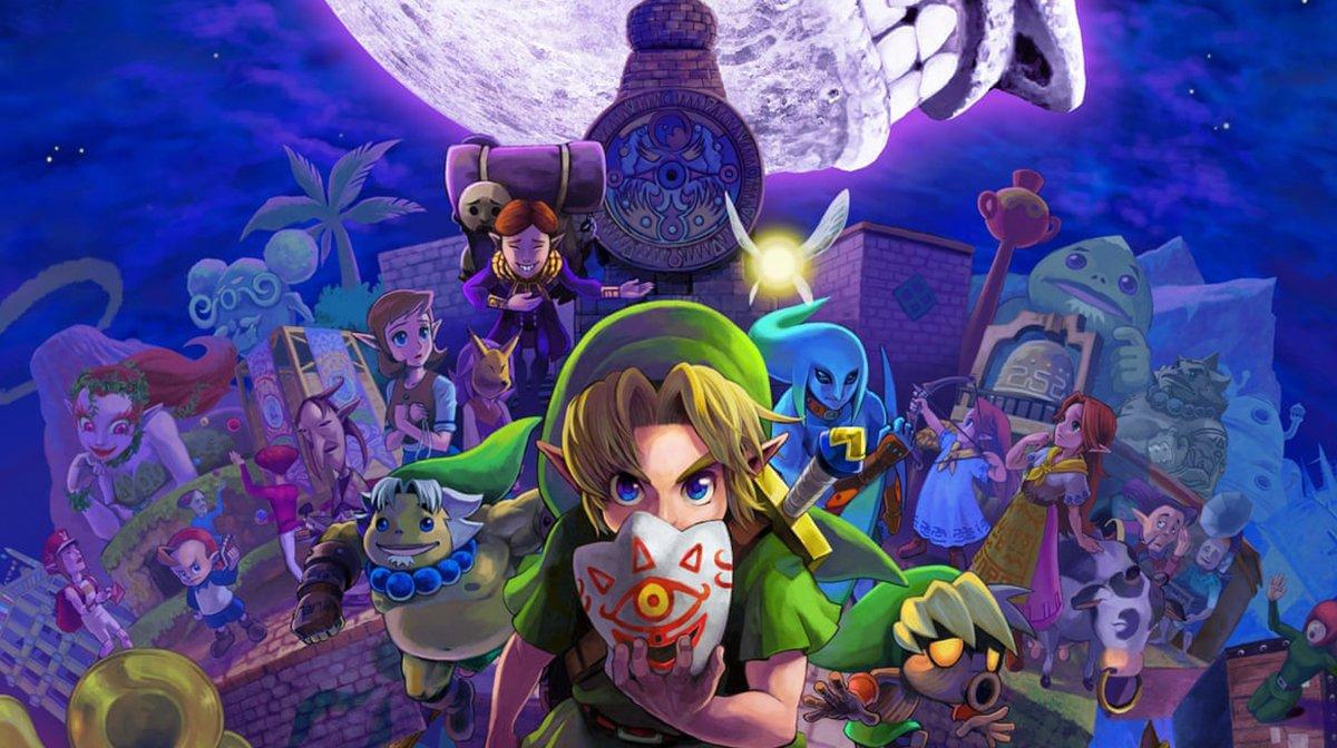 Majora's Mask: Celebrating The Most Impactful Zelda Game 20 Years On