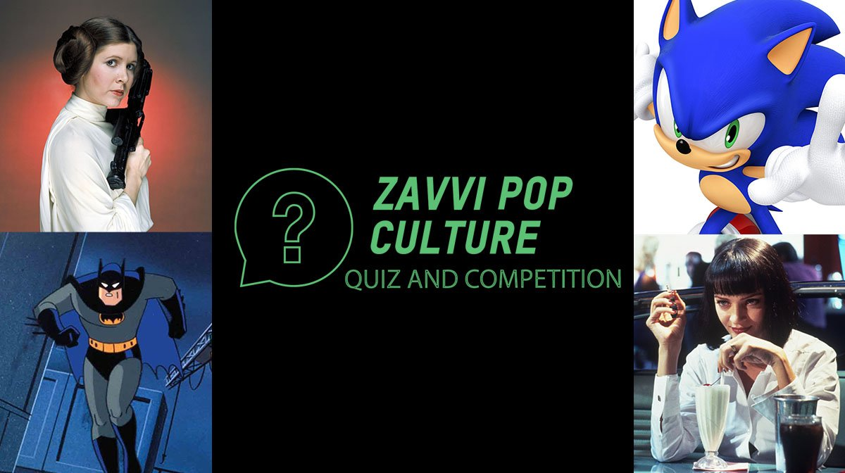 The Zavvi Pop Culture Quiz #18 - Black Friday Edition And Competition