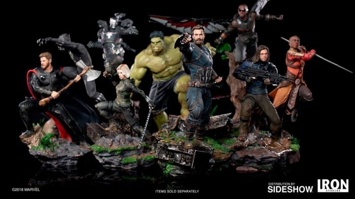 The Top 10 Best Iron Studios Statues: New And Upcoming