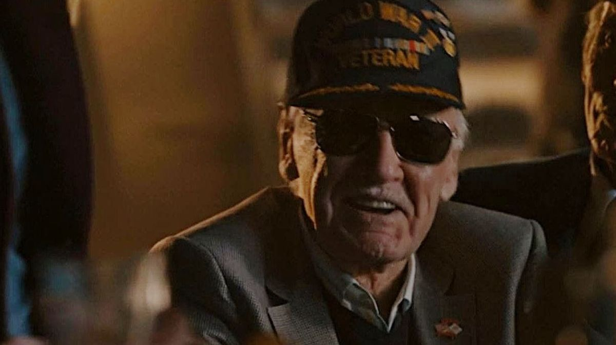 The Top 10 Stan Lee Cameo Appearances In Marvel Movies