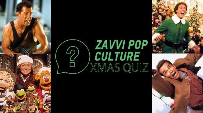The Zavvi Pop Culture Quiz #21 - Christmas Edition