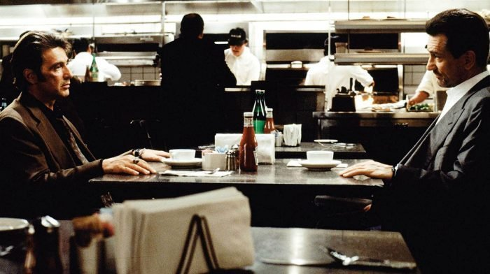 Heat At 25: How That Incredible Diner Scene Came To Be
