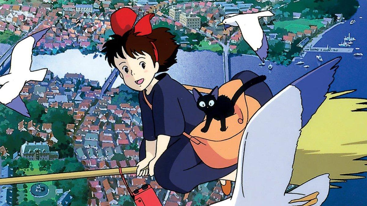 Kiki's Delivery Service At 30: Celebrating Studio Ghibli's Ode To Self-Care
