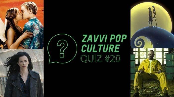 The Zavvi Pop Culture Quiz #20