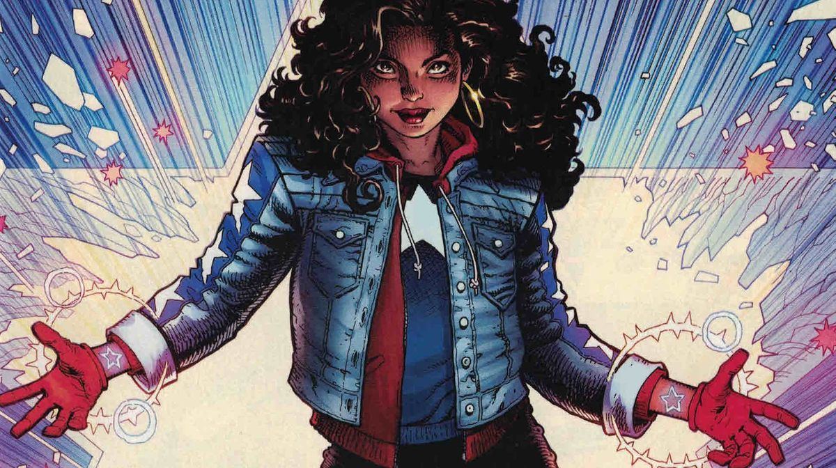 Doctor Strange In The Multiverse Of Madness: Who Is America Chavez?