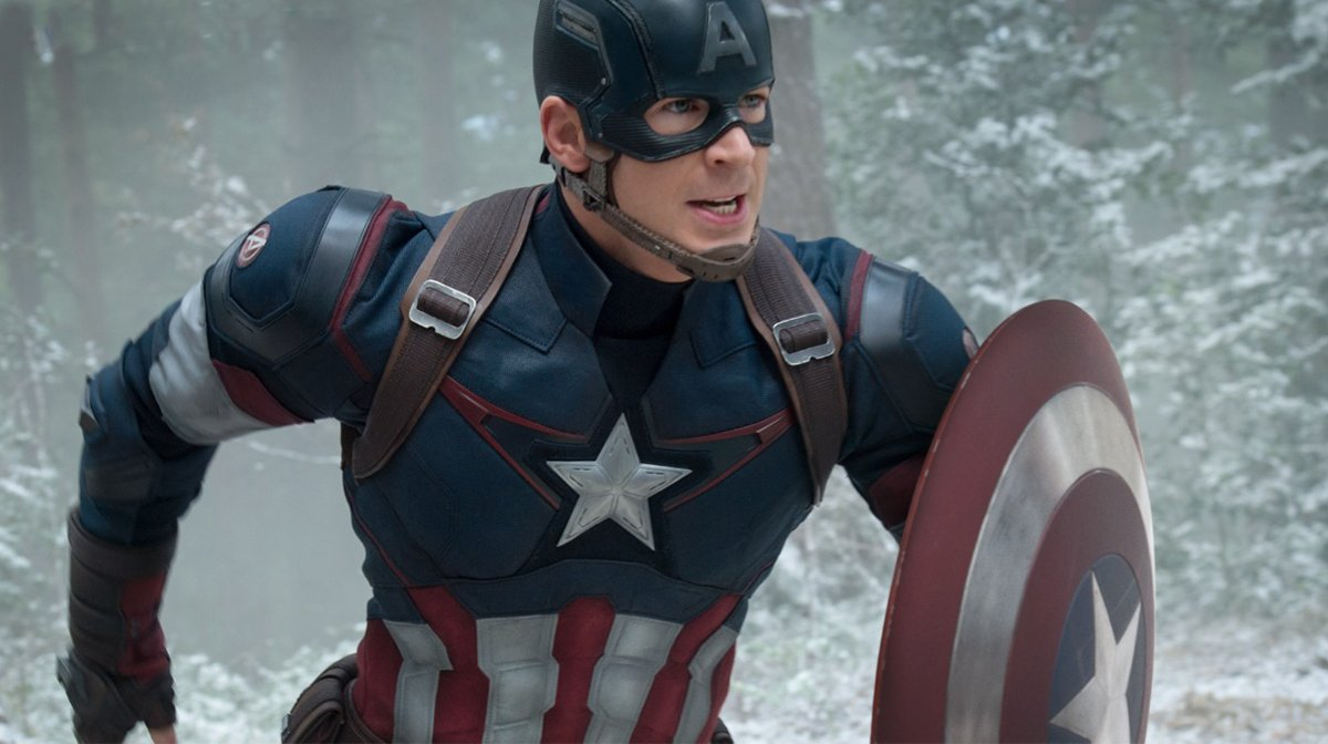 Chris Evans Nears Deal To Return As Captain America In The MCU