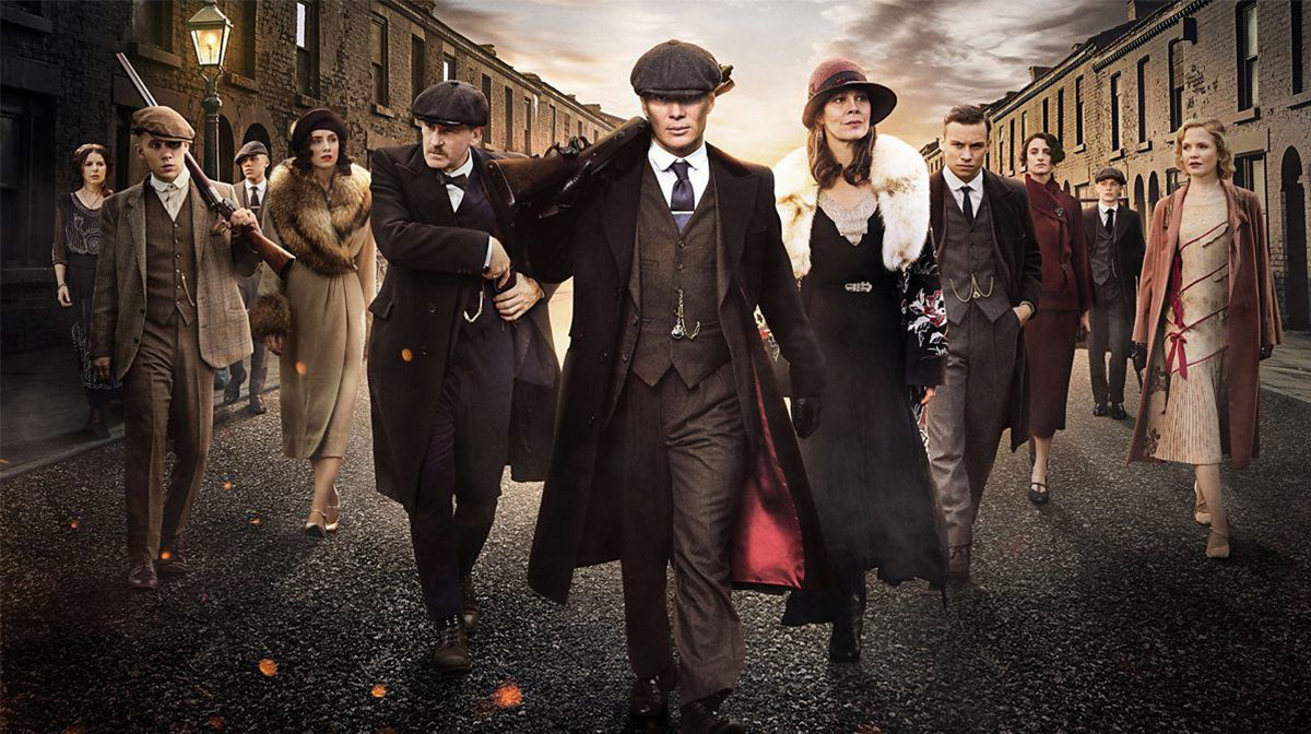 Peaky Blinders Confirmed To End With Series 6