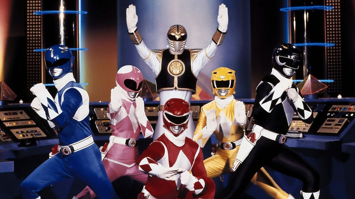 The Top 10 Best Power Rangers Gifts: For Power Rangers Fans