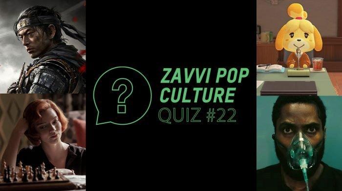 The Zavvi Pop Culture Quiz #22 - 2020 Edition