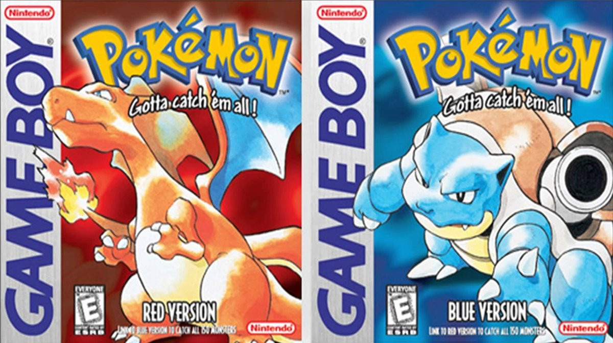 Pokémon Red And Blue At 25: The Games That Launched An Empire