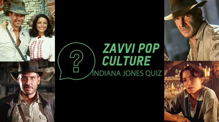 The Zavvi Pop Culture Quiz #32 - Indiana Jones Edition