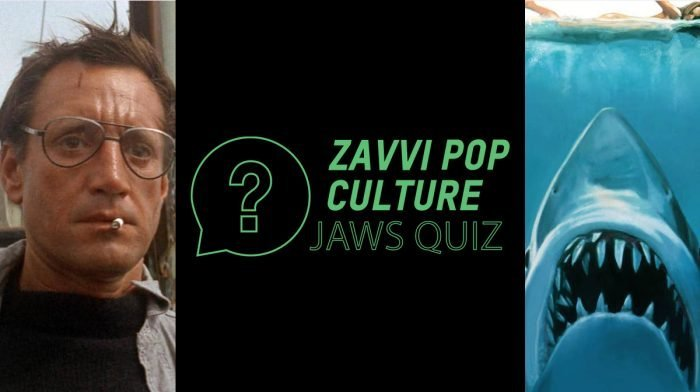 The Zavvi Pop Culture Quiz #30 - Jaws Edition