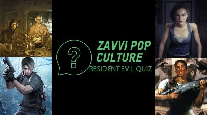 The Zavvi Pop Culture Quiz #33 - Resident Evil Edition