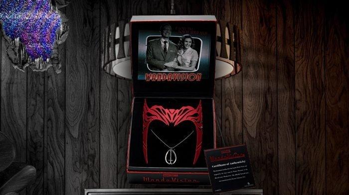 Zavvi Launches Exclusive WandaVision Scarlet Witch Replica Set