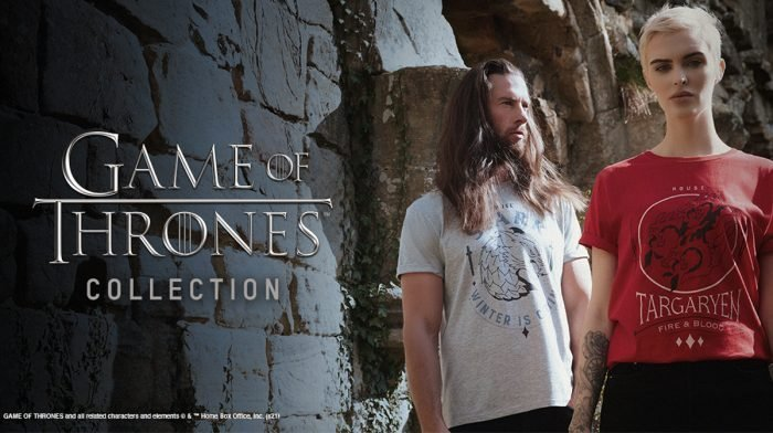 The Zavvi Exclusive Game Of Thrones Iron Anniversary Collection Has Landed