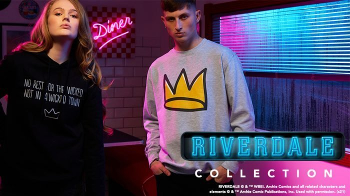 The Zavvi Exclusive Riverdale Collection Has Launched