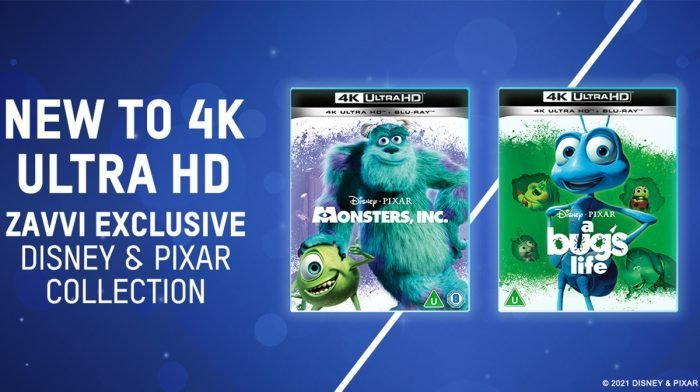 Introducing The Zavvi Exclusive Disney And Pixar 4K Collection
