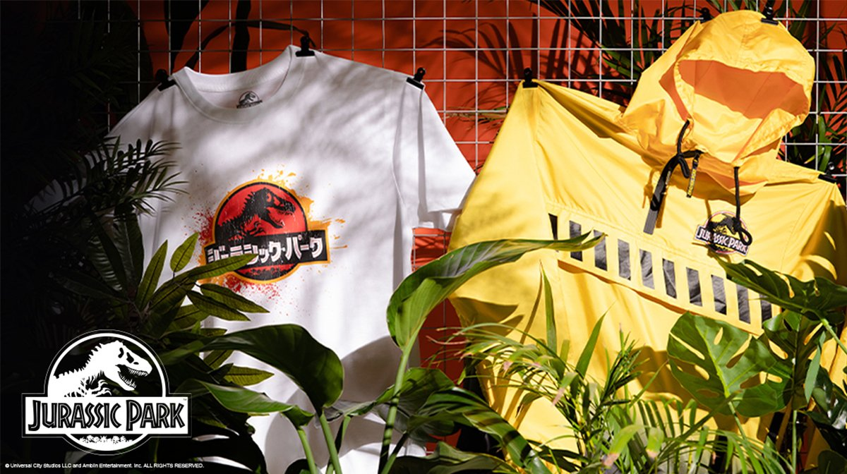 Introducing The Zavvi Exclusive Jurassic Park Collection