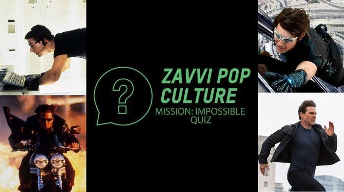 The Zavvi Pop Culture Quiz #41 - Mission: Impossible Edition
