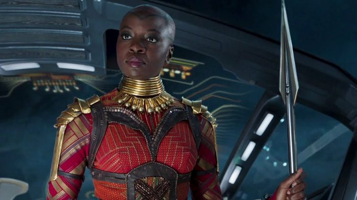 Black Panther's Okoye Reportedly Getting Origin Spin-Off Series