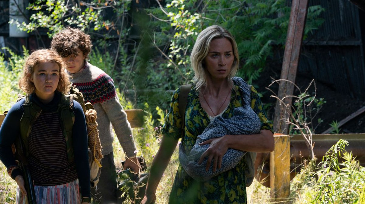 A Quiet Place Part II: Everything We Know, From Cast To Release Date